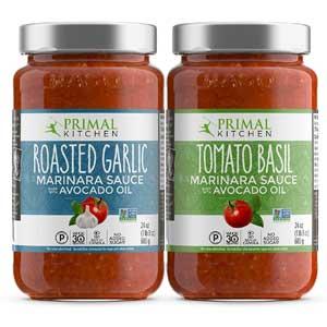 Primal Kitchen Tomato Marinara Sauce