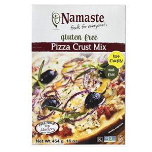 Namaste Gluten Free Pizza Crust Mix