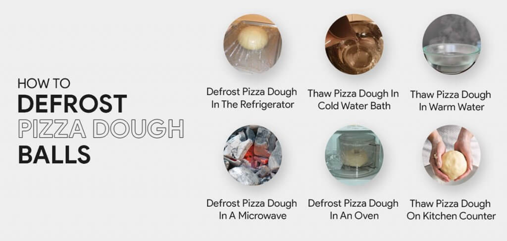 How To Defrost Pizza Dough Balls