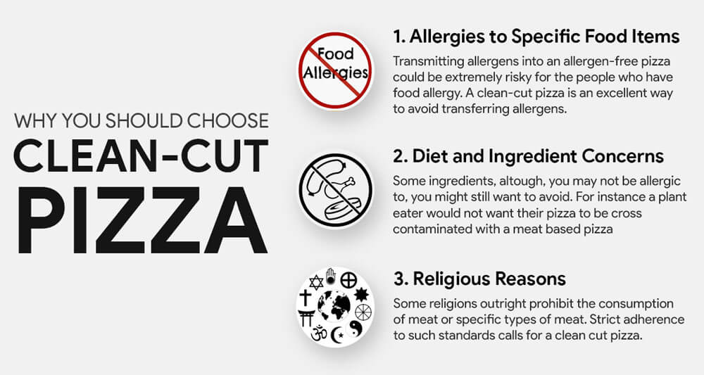 Why Should You Choose A Clean Cut Pizza